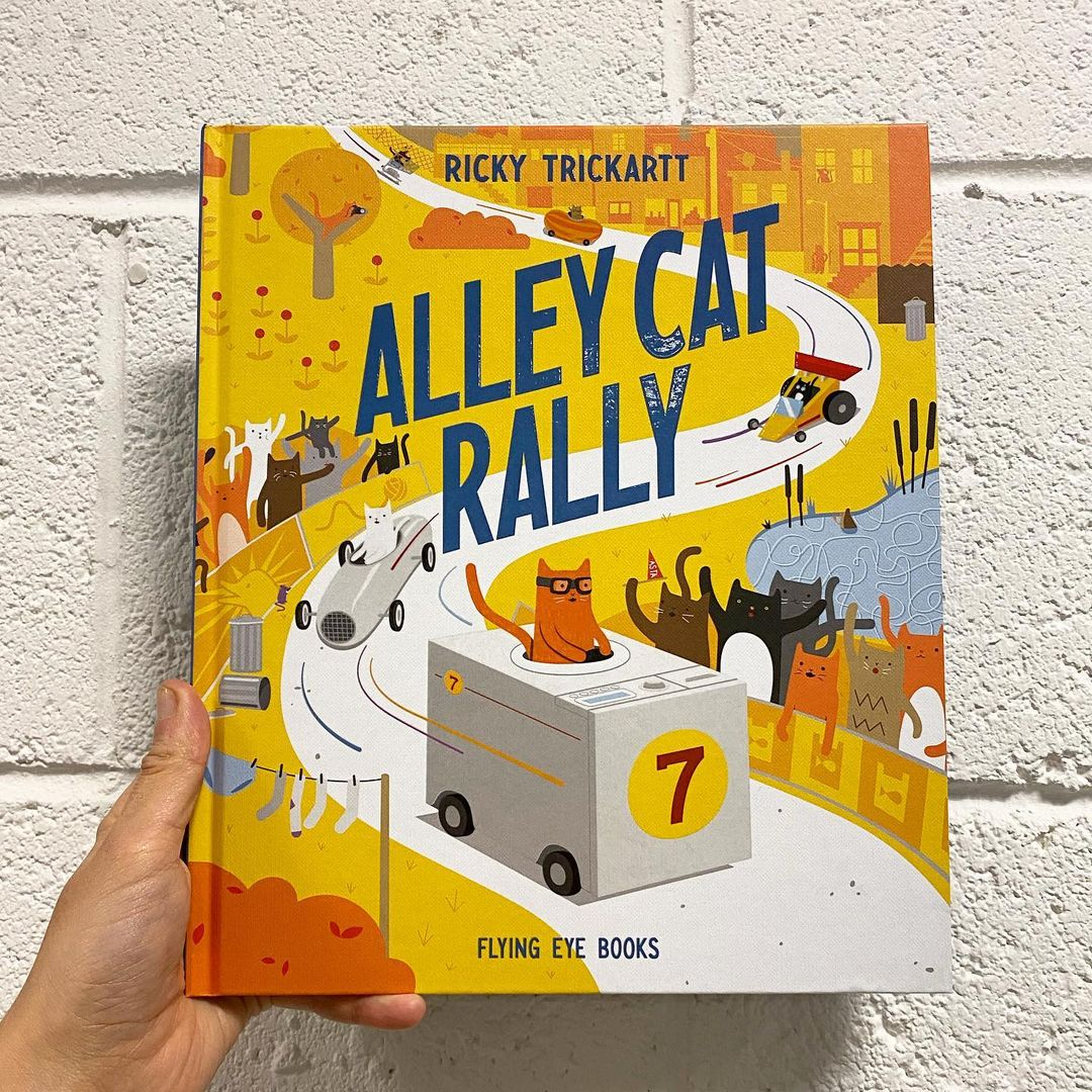 First photo of Alley Cat Rally